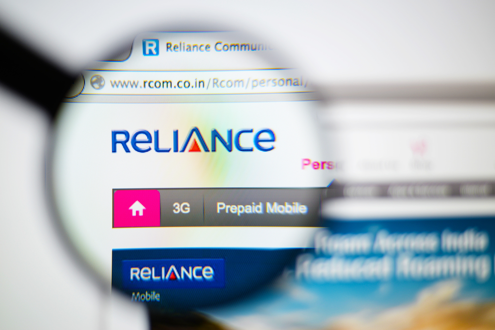 Reliance Communication bonds end flat for the week.