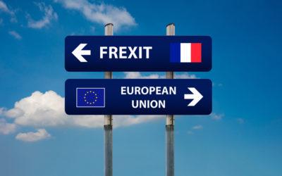 """Frexit"" fears fade; Risk-on sentiment develops"