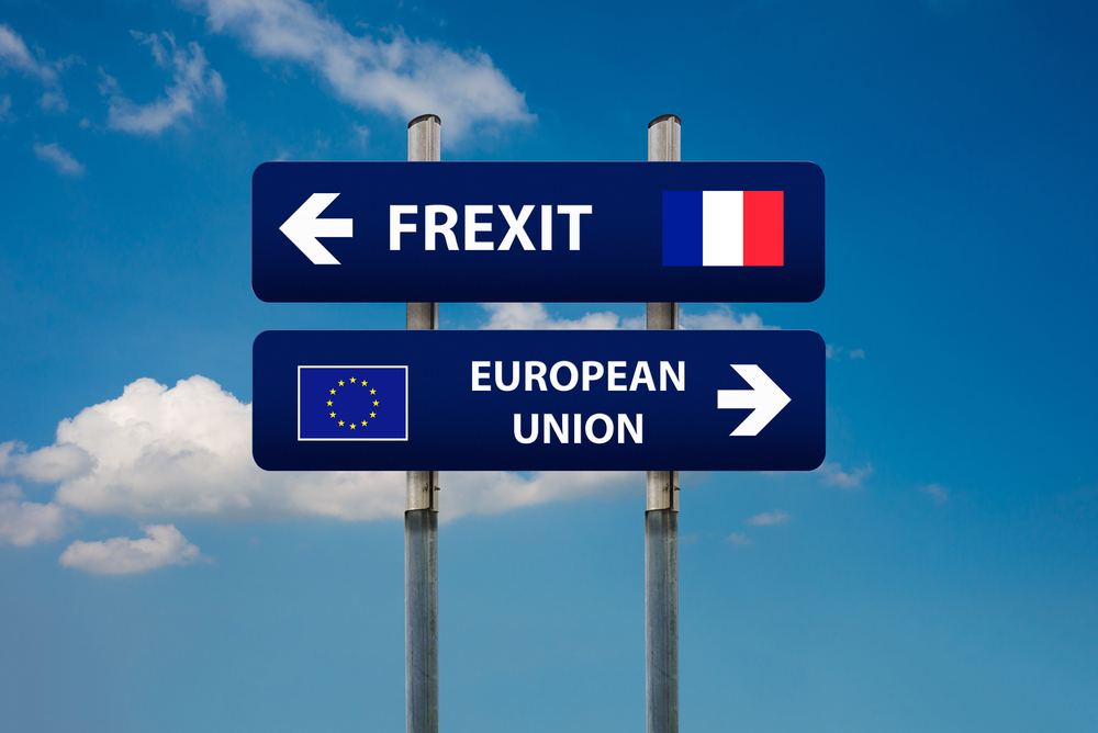 """Frexit"" fears fade; Risk-on sentiment develops"