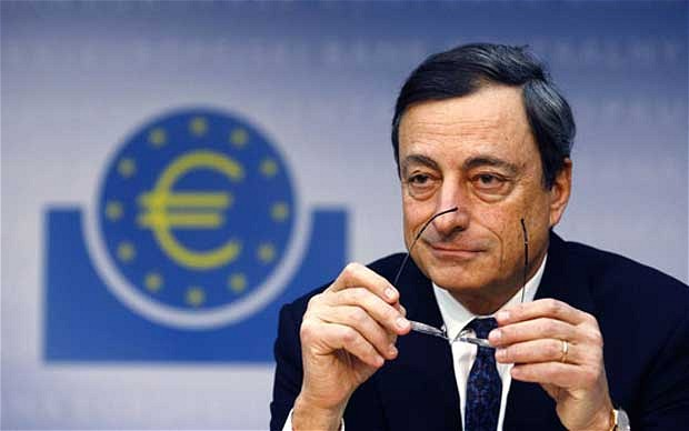 U.S. Bond Yields Jump on back of Draghi's Comments