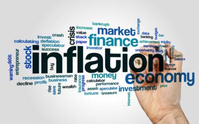 Market Watching Inflation Figures as Treasuries Start the Week Lower