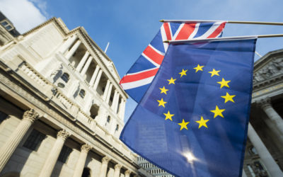 BOE Raises Rates for First Time in a Decade