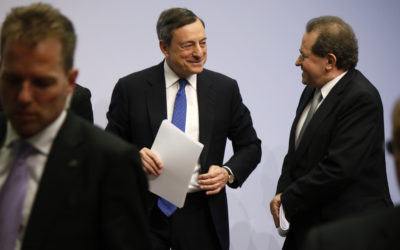 ECB Expected to Reduce and Extend Purchases as Part of Tapering Plan
