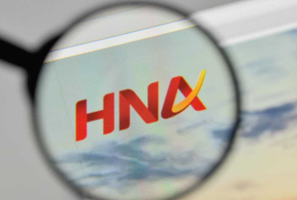 HNA Managers Buy Its Bonds Following Reports of Land Sales and S&P Credit Cut