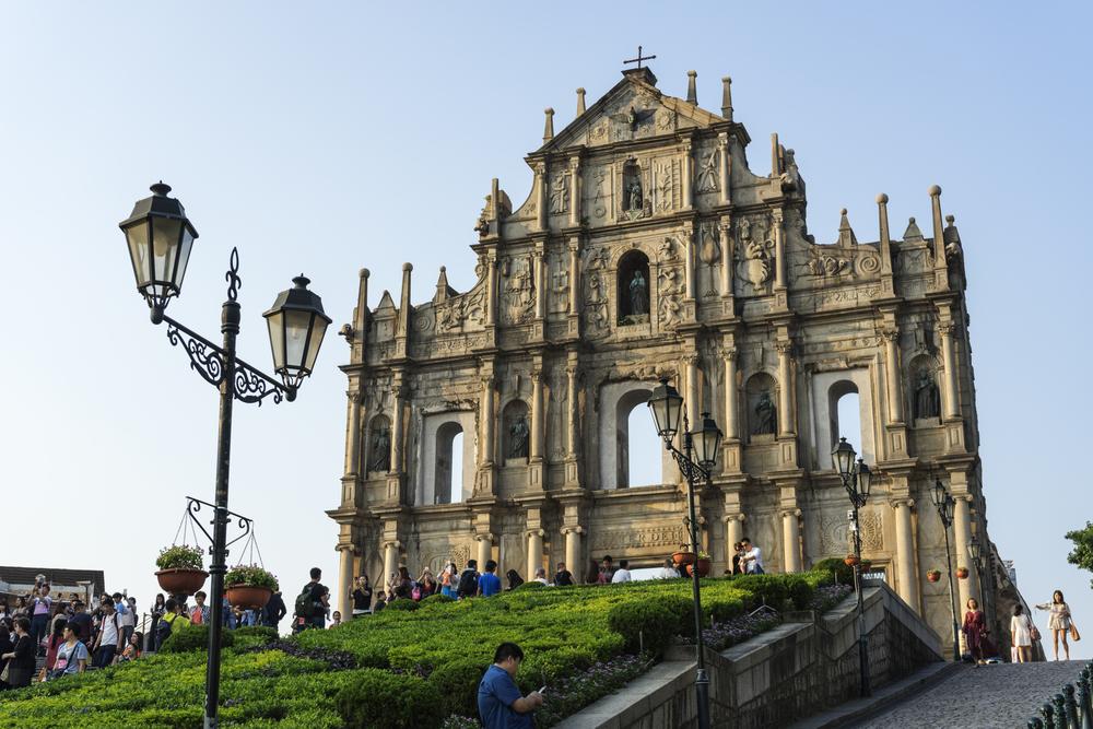 Macau landmark