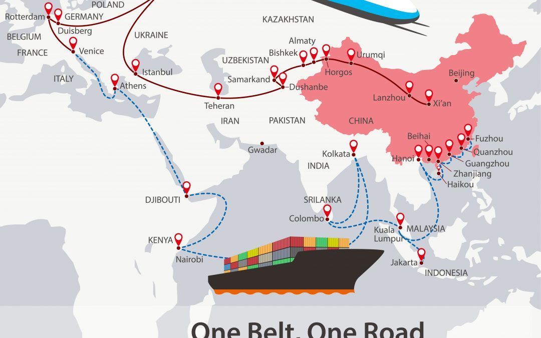 """Belt and Road"" Bonds Allowed to be Issued Via Exchanges"