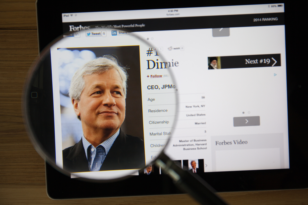 Traders Refute Jamie Dimon's View that the 10-year Bond Yield Could Rise to 4% in 2018