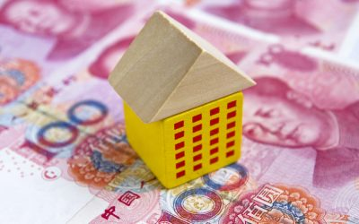 China Developer Sells Rare Floating-Rate Bond in Volatile Markets