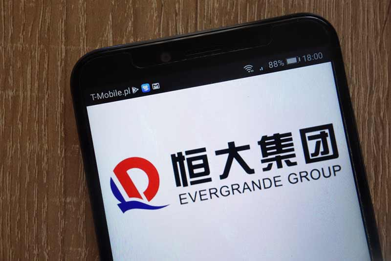 China Evergrande Sells Asia's Biggest Offshore High-Yield Bond Since Start of 2019