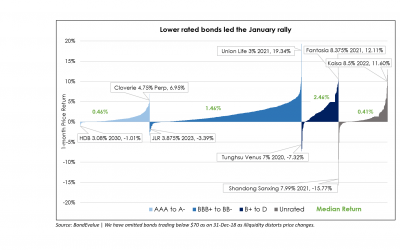 Asian Bonds Gain US$ 35.5 billion in Jan! Feb on Track to Follow Suit.