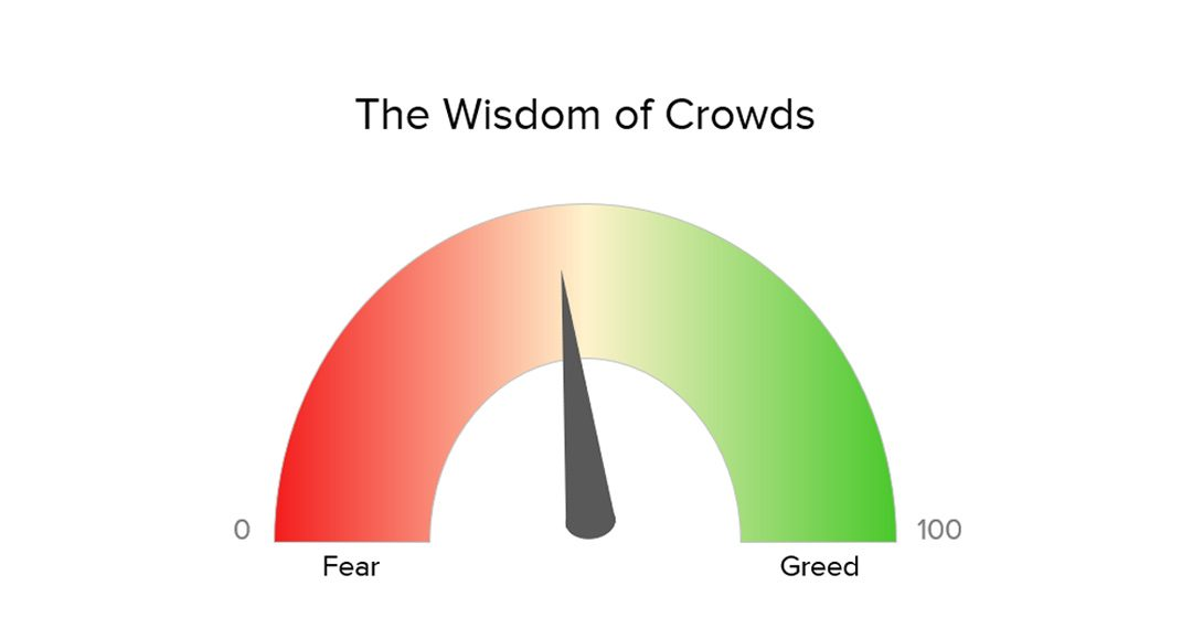 The Wisdom of Crowds – Investor Sentiment Survey Results