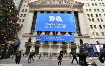 Emperor & ABC International Launch $ Bonds; Tencent Music's Debut Dollar Bond 15x Covered; Fitch Downgrades Bank Muscat