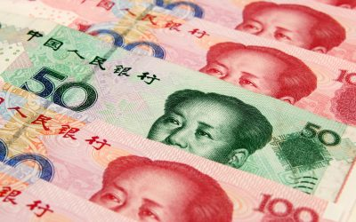 OCBC US, China Merchants Bank, BOSC Launch $ Bonds; Chinese Government Bonds Likely To Be Included In WGBI Later This Month, Triggering Huge Inflows