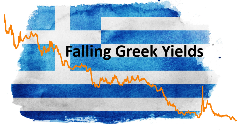 Greece – Letting Yields Slip