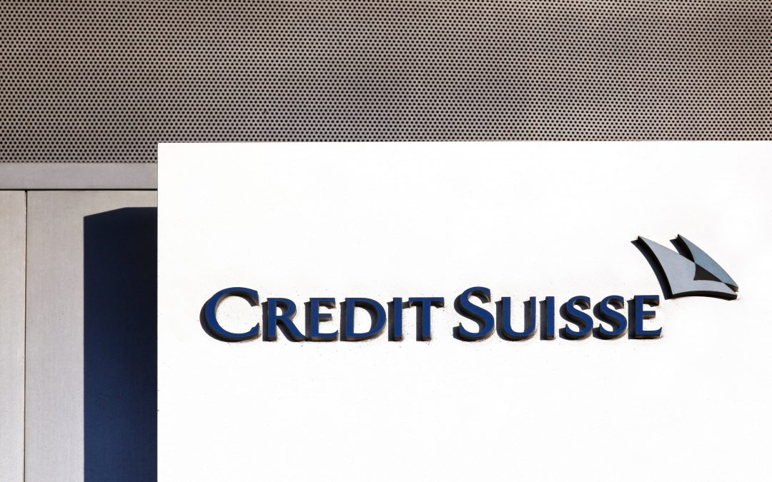 Credit Suisse Reports Fourth Quarter Losses On Litigation and Credit Provisions