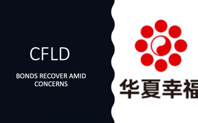 CFLD's Dollar Bonds Recover, Although Concerns Remain