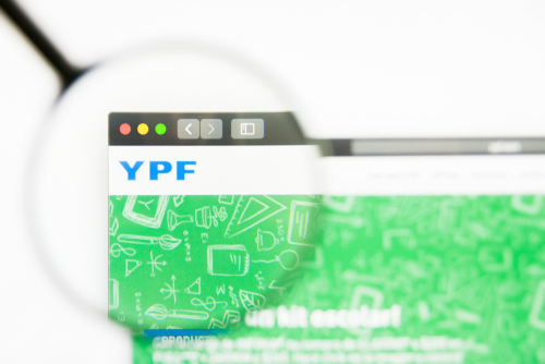 YPF Downgraded to SD from CC on Distressed Debt Exchange