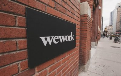 WeWork Burns $3.2bn in 2020; Occupancy Fell to 47%
