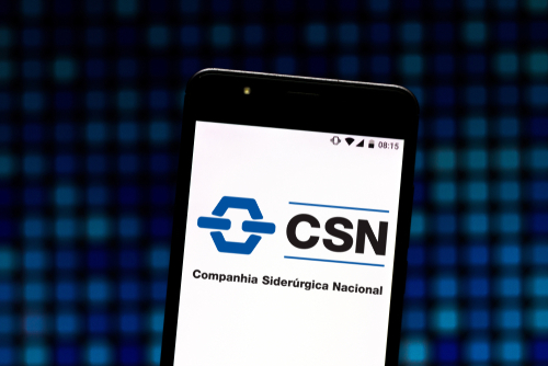 Brazil's CSN Upgraded to B+ on Mining Unit's IPO