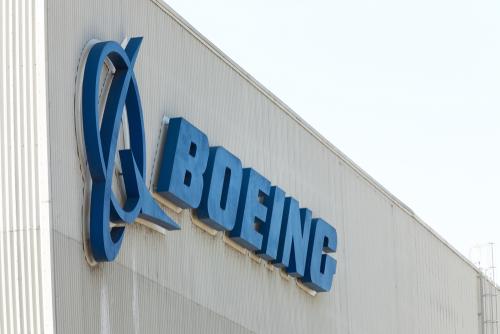 Boeing's Deliveries Slump on Electrical Problem