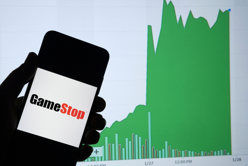 GameStop Ratings Placed On CreditWatch Positive By S&P On Planned Equity Sale
