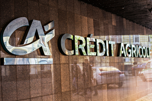 Credit Agricole Follows Peers with Solid Earnings
