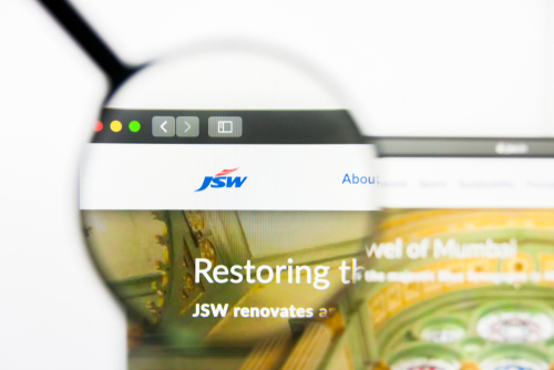 JSW Records Strong Earnings; Examining Bid For Liberty Steel