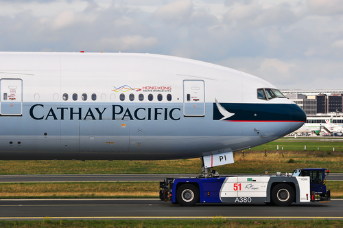Cathay's Granted $1bn Loan Extension