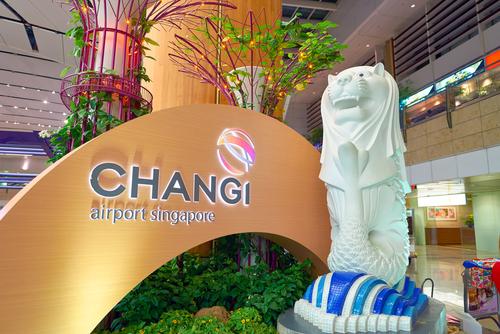 Changi Airport Prices Debut Bond Raising S$500mn
