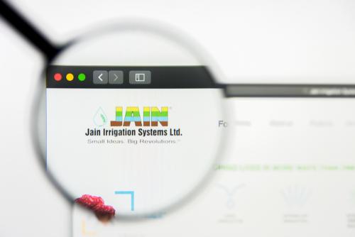 Jain Irrigation's Dollar Bondholders Approve Restructuring
