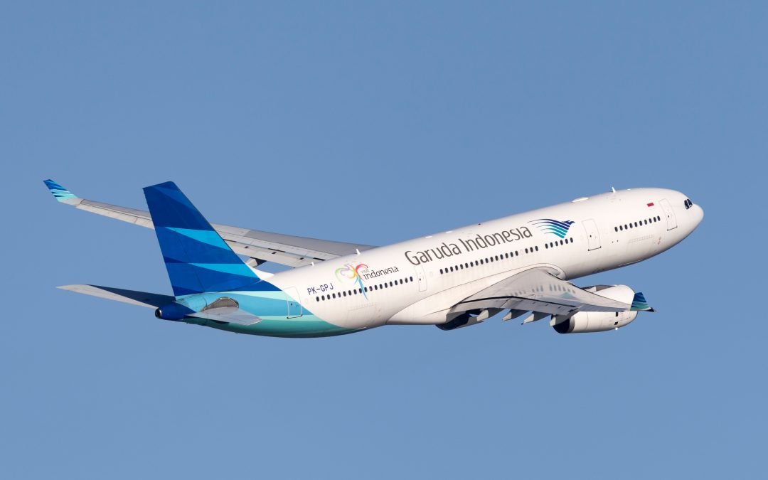 Garuda To Suspend Debt Payments To Avoid Bankruptcy