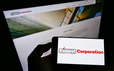Keppel's Profits Rebound to S$300mn