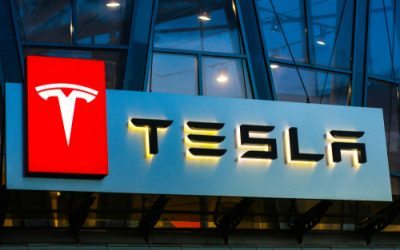 Tesla's Quarterly Profits Hit Record $1.1bn