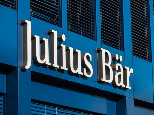Julius Baer Posts Record H1 Profits