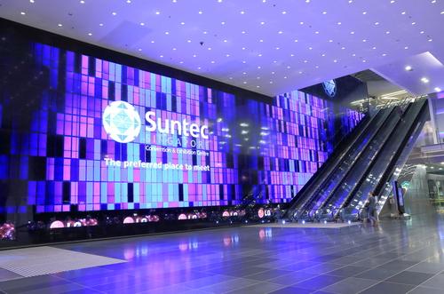 Suntec REIT Posts 26% Rise in DPUs