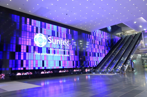 Suntec to Offload Strata Units & Buy London Office Building