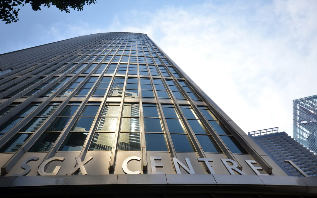 SGX Planning Debut Dollar Bond