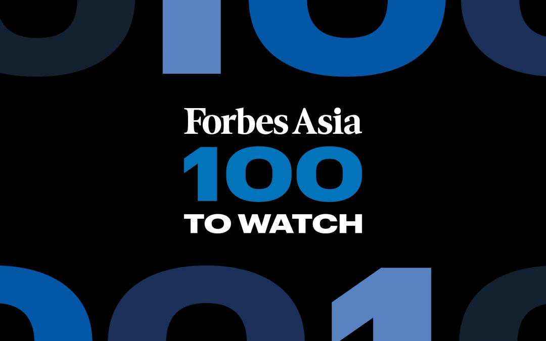 BondEvalue has been named under the 'Forbes Asia 100 to Watch' list