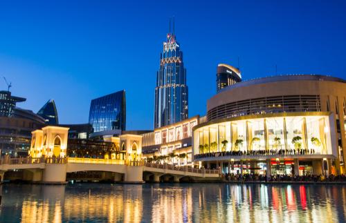 Emaar Malls' Profits Surge 80%