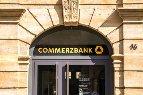 Commerzbank Reports Net Losses on Onetime Write-off and Restructuring Costs