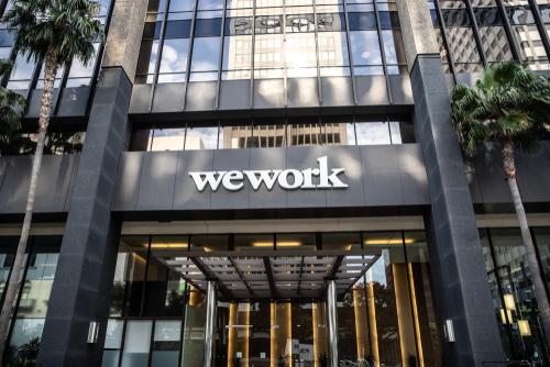 WeWork's QoQ Losses Narrow